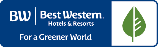 Best Western Go Green logo