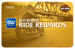 Best Western Rider Rewards