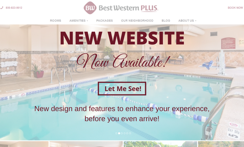 We are confident that the new design and features of our new mobile-friendly and secure website will enhance your experience in the Finger Lakes.